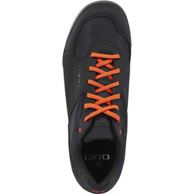 Giro Rumble VR Shoes Herre black/glowing red